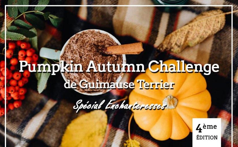 Pumpkin Autumn Challenge2020