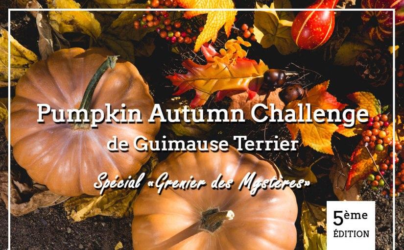 Pumpkin Autumn Challenge2021